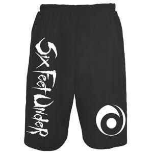 kraťasy pánské Six Feet Under - Logo Mesh - 097562-001 L