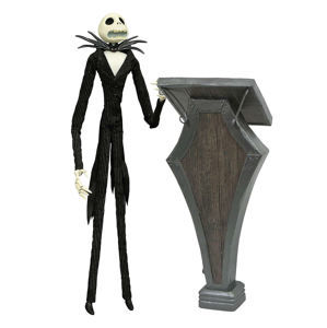 figurka Nightmare before Christmas - Jack - DIAMMAR182411