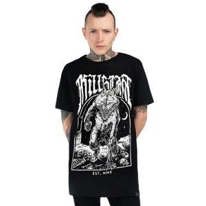 tričko KILLSTAR Hungry černá S