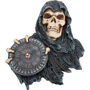 dekorace (hodiny) Face of Time - D3600J7