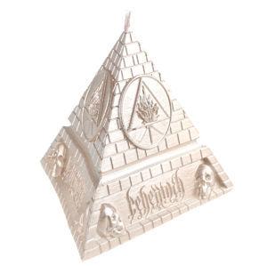 svíčka nebo svícen PLASTIC HEAD Behemoth UNHOLY TRINITY PYRAMID
