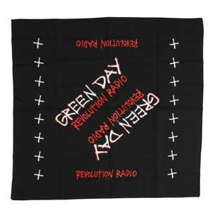 šátek Green Day - Revolution Radio - RAZAMATAZ - B064