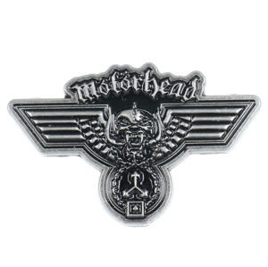 připínáček Motörhead - Hammered - RAZAMATAZ - PB015