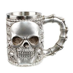 hrnek (korbel) Skull - 78/5752-2