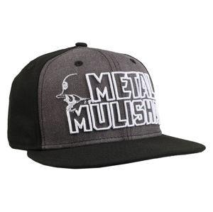 kšiltovka METAL MULISHA - CAST - MM1959618.01_BLK