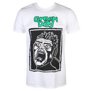 PLASTIC HEAD Green Day SCREAM černá