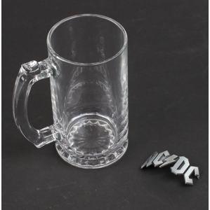 sklenice AC/DC - GLF0032 - POŠKOZENÁ - MA121