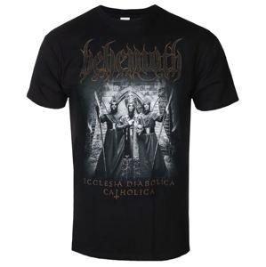 tričko pánské Behemoth - Catholica - Black - KINGS ROAD - 20132885