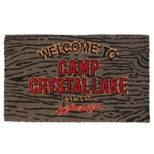 rohožka Friday the 13th - Doormat Welcome To Camp - SDTWRN22763
