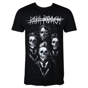 Tričko metal KINGS ROAD Papa Roach Portrait černá XL