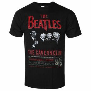 tričko pánské Beatles - Cavern '63 Uni - ROCK OFF - BEATECOTS01MB XXL