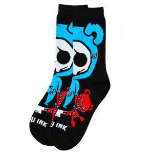 ponožky unisex AKUMU INK - The Culprit - 14S02 M