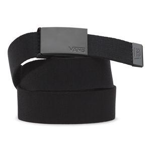 pásek VANS - DEPPSTER II WEB - B Black - VN0A31J1BLK1