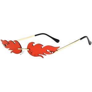 sluneční brýle JEWELRY & WATCHES - O56_red