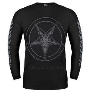 tričko hardcore AMENOMEN GOAT černá XL