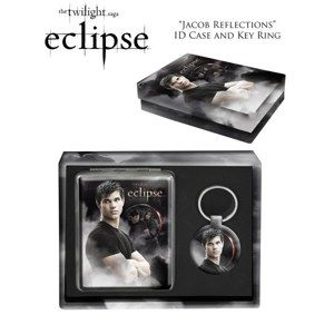 přívěšek na klíče Twilight Eclipse - KEY RING JACOB REFLECT - 37438