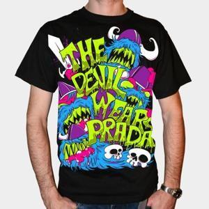 tričko metal KINGS ROAD Devil Wears Prada KINGS ROAD černá S