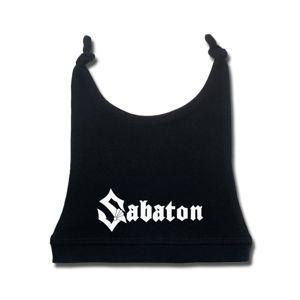 čepice dětská Sabaton - (Logo) - black - Metal-Kids - 455-15-8-7