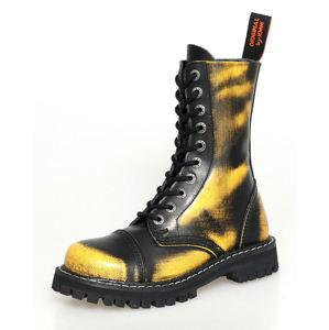boty kožené - - KMM - 100