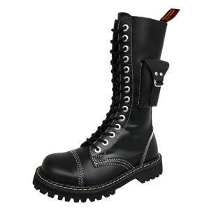 boty kožené - - KMM - 146