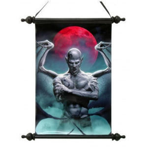 svitek Art Scroll - Blood Moon - NEM2698