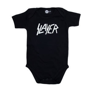 body dětské Slayer - Logo - Black - Metal-Kids