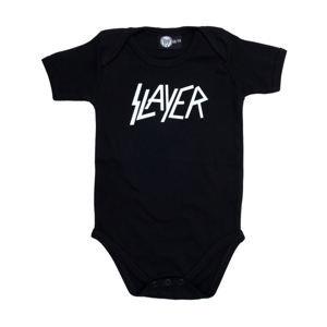 body dětské Slayer - Logo - Black - Metal-Kids