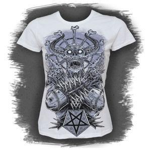 BLACK ICON Metal Demon bílá