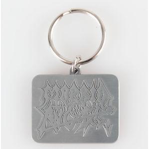 klíčenka (přívěšek) Morbid Angel - Logo - RAZAMATAZ - KR005