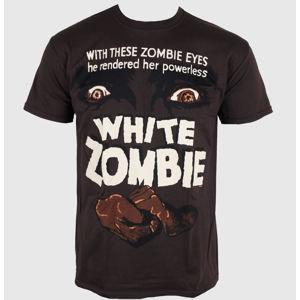 PLASTIC HEAD White Zombie černá hnědá XXL