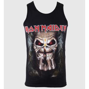 tílko pánské Iron Maiden - Eddie Candle Finger - BRAVADO EU - IMVEST15MB