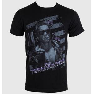 AMERICAN CLASSICS Terminator Purple černá M