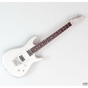 kytara Joe Satriani - Silver - MINI GUITAR USA - JS Silver