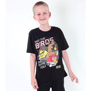 TV MANIA Angry Birds Angry Birds / Star Wars černá