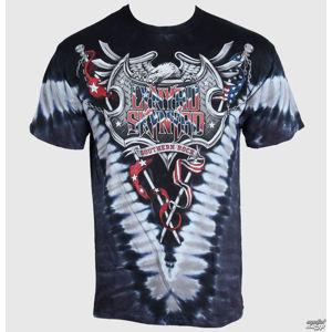 tričko metal LIQUID BLUE Lynyrd Skynyrd černá XXL