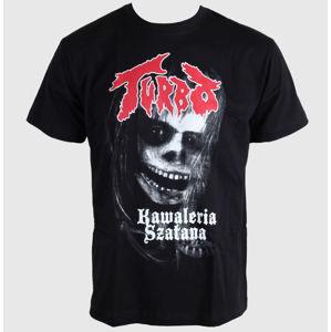 tričko metal CARTON Turbo Kawaleria Szatana černá XXL