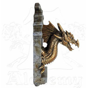 dekorace ALCHEMY GOTHIC - The Laidly Relic: Wall Plaque - V19