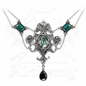 obojek ALCHEMY GOTHIC - Queen of the Night - P503