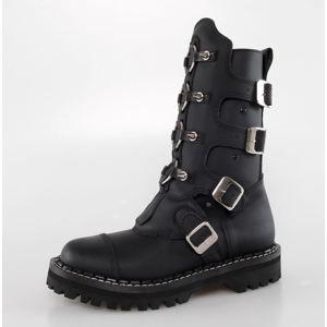boty kožené - 4P - KMM - 155