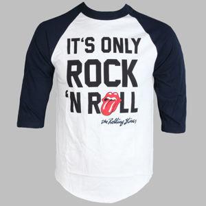 tričko metal BRAVADO Rolling Stones Iorr černá bílá XL
