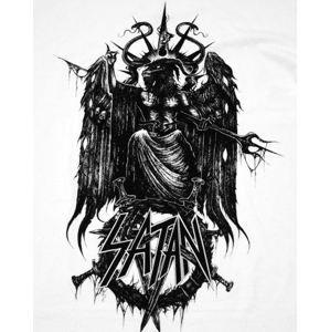 tričko CVLT NATION Show No Mercy černá bílá XL