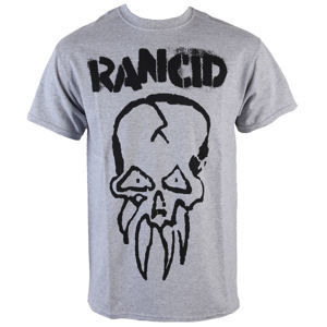 RAGEWEAR Rancid Squid Skull šedá