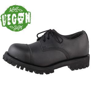 boty kožené ALTERCORE černá 43