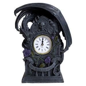 hodiny (dekorace) Dragon Beauty - B0060A3