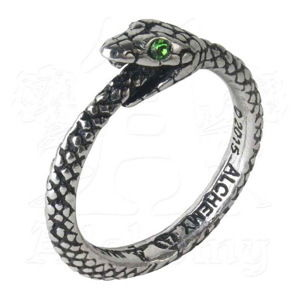 prsten ALCHEMY GOTHIC - The Sophia Serpent - R206 T