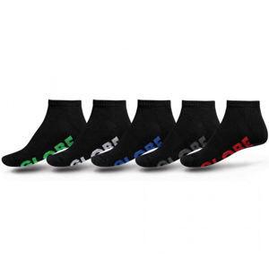 ponožky GLOBE - Stealth - Black - GB71029003
