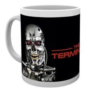 nádobí nebo koupelna GB posters Terminator