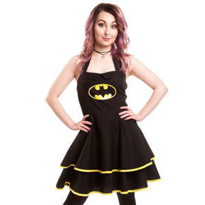 šaty POIZEN INDUSTRIES Batman Batman Cape XL