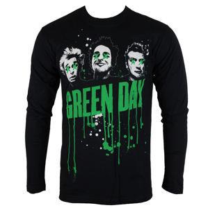 tričko metal ROCK OFF Green Day Drips černá XL