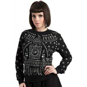 tričko dámské s dlouhým rukávem JAWBREAKER - SWA6216 L